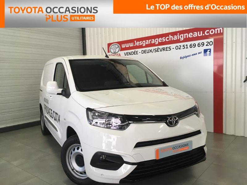 Véhicule occasion - TOYOTA - ProAce City