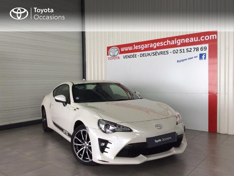 Véhicule occasion - TOYOTA - GT86