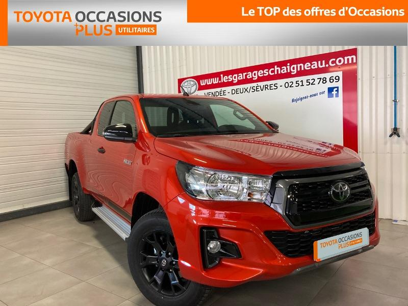 Véhicule occasion - TOYOTA - Hilux