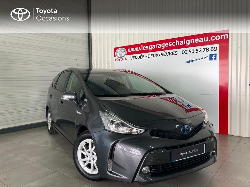 Véhicule occasion - TOYOTA - Prius+