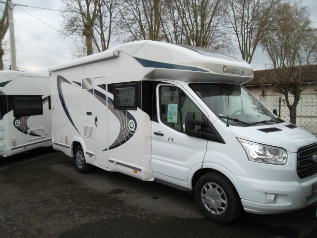 Véhicule neuf - CHAUSSON - 616 FLASH