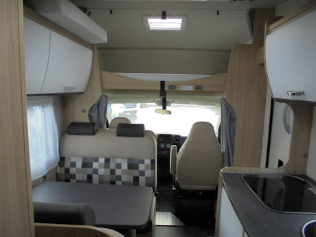 Camping Car CAPUCINE SUNLIGHT A68