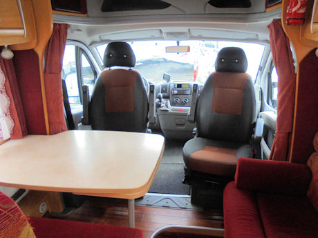 Camping Car PROFILE CHALLENGER GENESIS 38 occasion