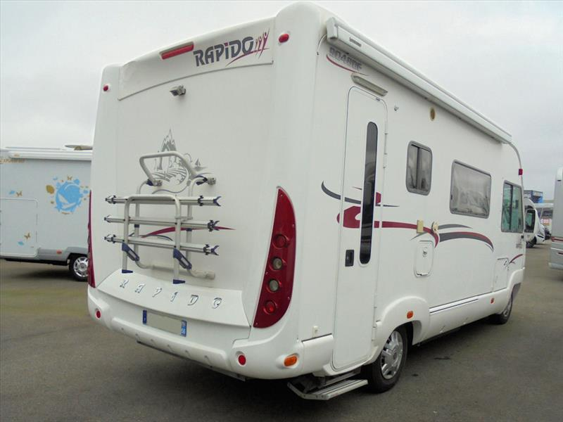 Camping Car INTEGRAL RAPIDO I 9048 DF occasion