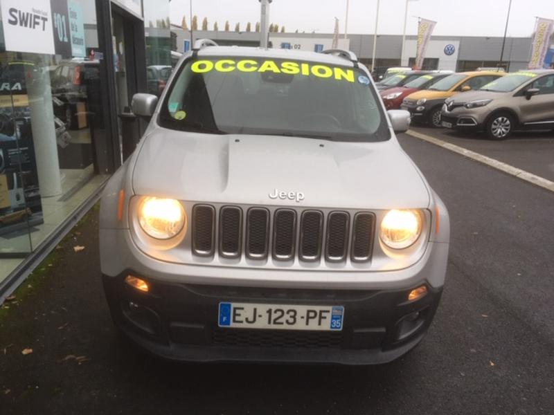 Véhicule occasion - JEEP - Renegade