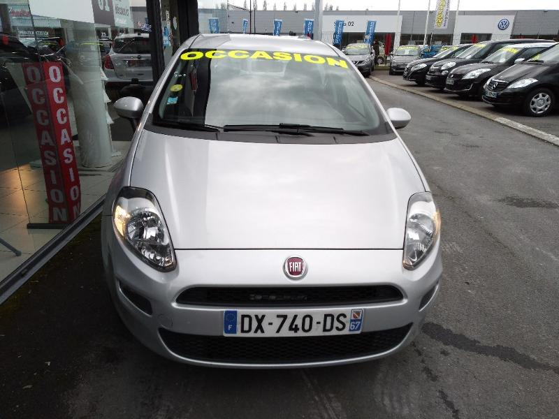 Véhicule occasion - FIAT - PUNTO E5+ BUSINESS WT 1.3 16V 85CH EASY VPC