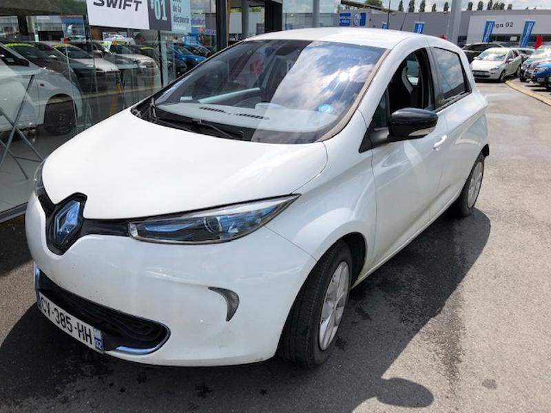 Véhicule occasion - RENAULT - Zoe
