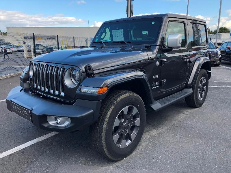 Véhicule occasion - JEEP - Wrangler