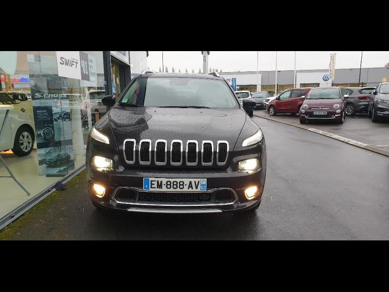 Véhicule occasion - JEEP - Cherokee