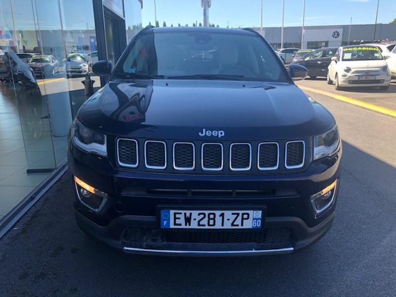 Véhicule occasion - JEEP - Compass
