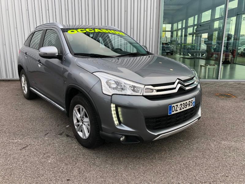 Véhicule occasion - CITROEN - C4 Aircross