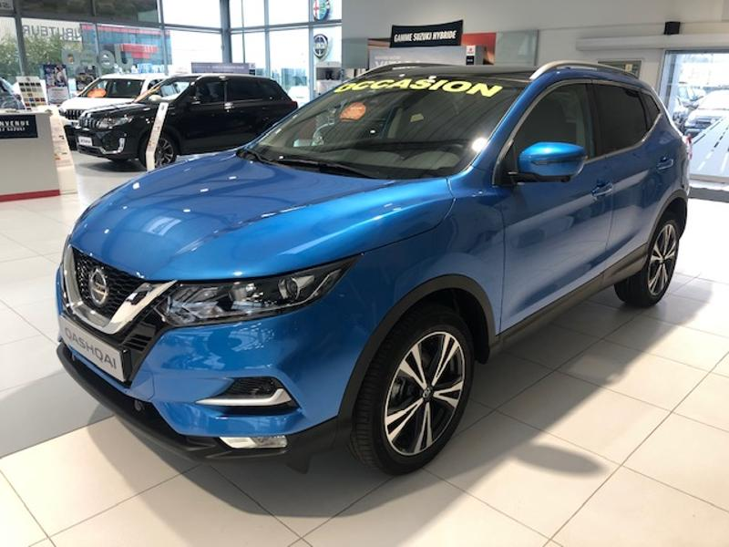 Véhicule occasion - NISSAN - QASHQAI E6D 1.3 DIGT 140 6MT 4X2 N CONNECTA PACK DESIGN ROUE