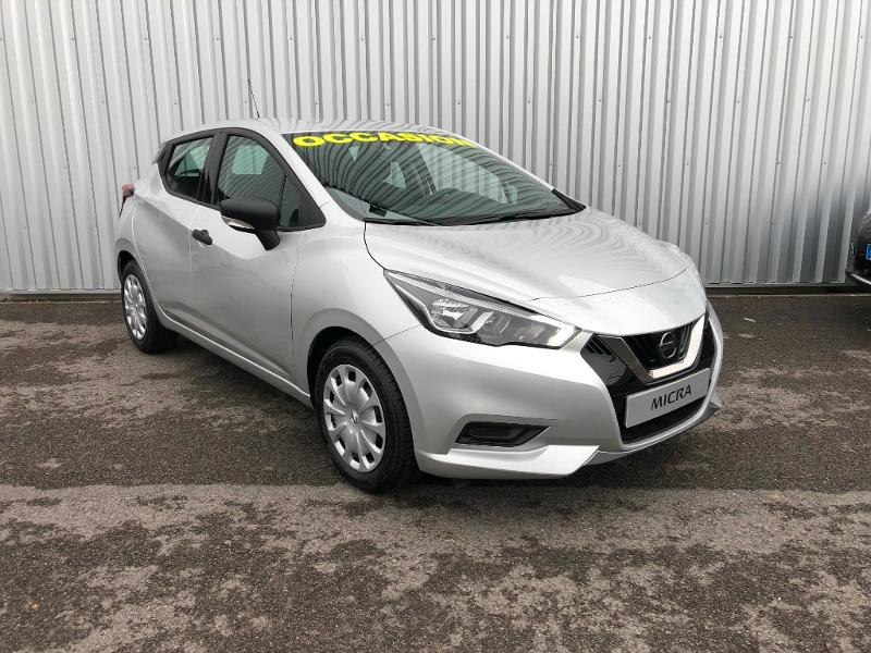 Véhicule occasion - NISSAN - Micra