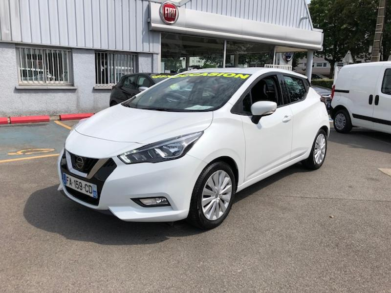 Véhicule occasion - NISSAN - IG-T 90 BVM5 ACENTA ROUE SECOURS PACK SECURITE BOSE