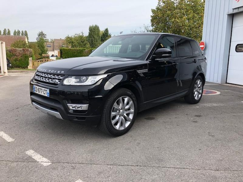 Véhicule occasion - LAND-ROVER - Range Rover Sport