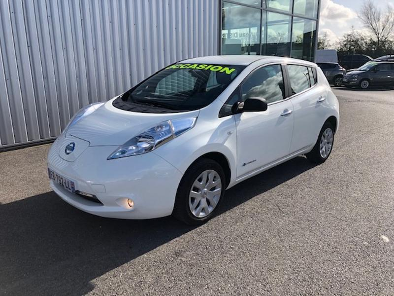 Véhicule occasion - NISSAN - LEAF MY 16 VISIA 24 KWH