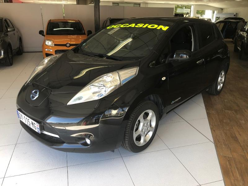 Véhicule occasion - NISSAN - LEAF ACENTA + CHARGEUR 6KW
