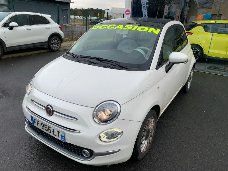 Véhicule occasion - FIAT - 500