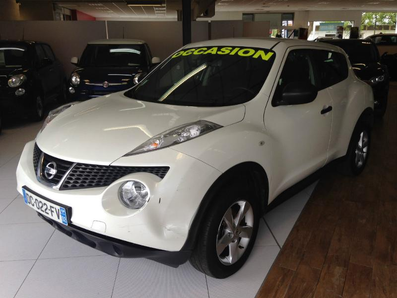 Véhicule occasion - NISSAN - JUKE 5 PORTES