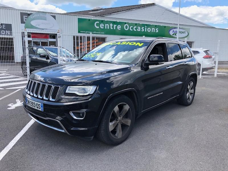 Véhicule occasion - JEEP - GRAND CHEROKEE