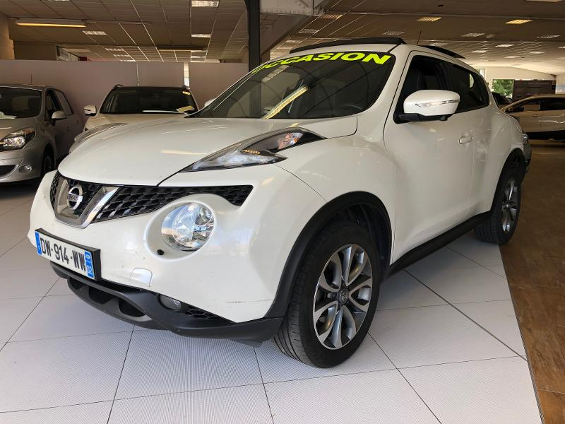 Véhicule occasion - NISSAN - 1.5 DCI110 6MP 2WD TEKNA EURO6