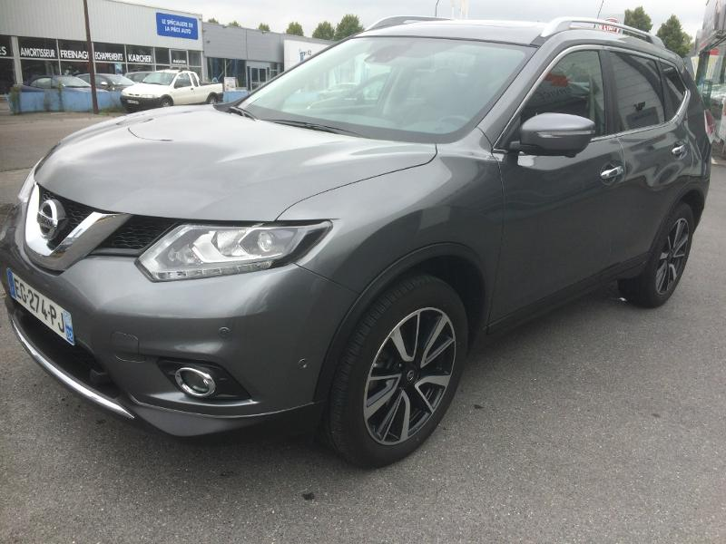 Véhicule occasion - NISSAN - X TRAIL