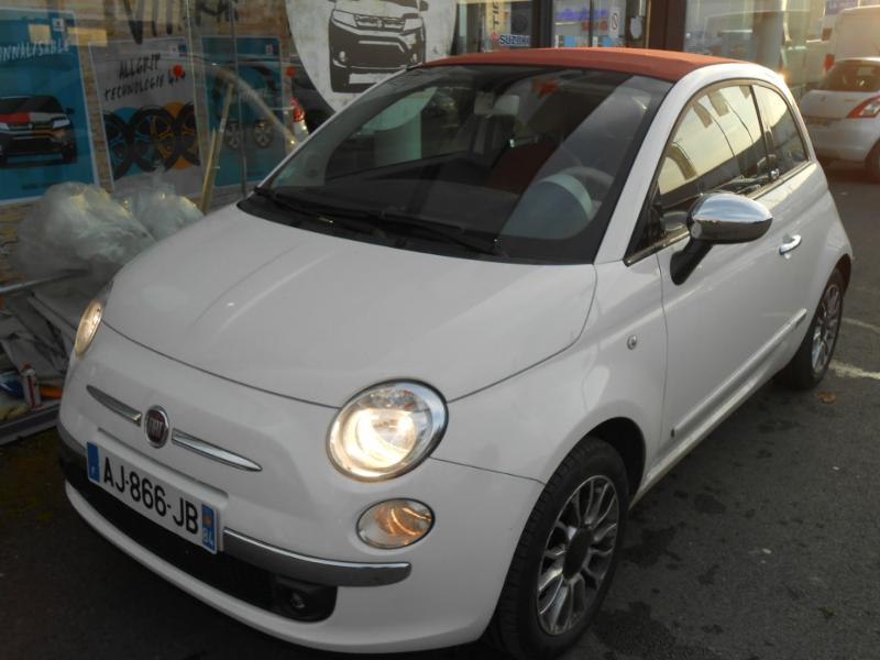 Véhicule occasion - FIAT - 500C