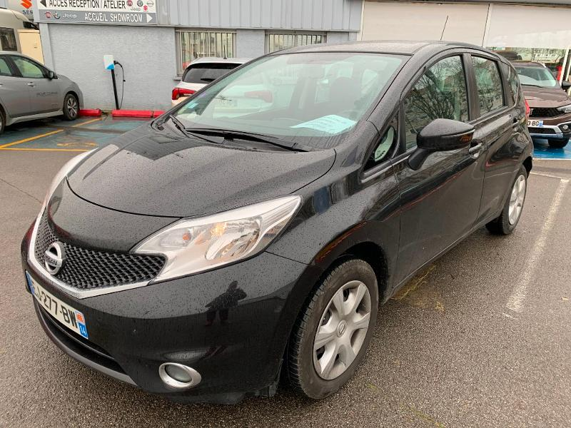 Véhicule occasion - NISSAN - 5P 1.2L 80CH BVM5 EURO6 ACENTA