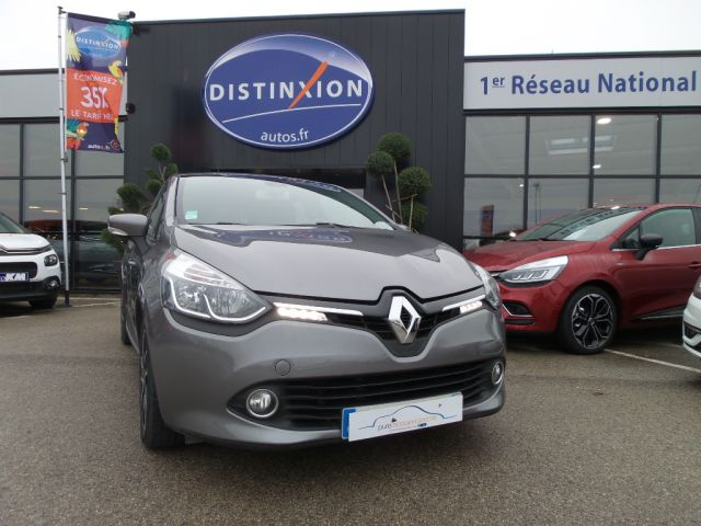 Véhicule occasion - RENAULT - CLIO IV