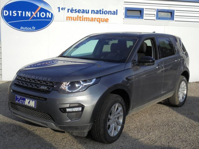 Véhicule occasion - LAND ROVER - DISCOVERY SPORT MARK II