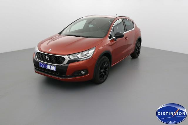 Véhicule occasion - DS - DS4 CROSSBACK