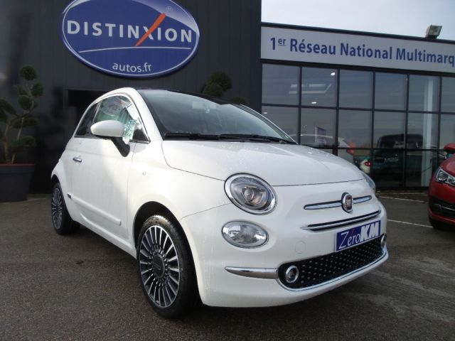 Véhicule occasion - FIAT - 500 SERIE 6