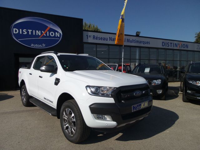 Véhicule occasion - FORD - RANGER DOUBLE CABINE