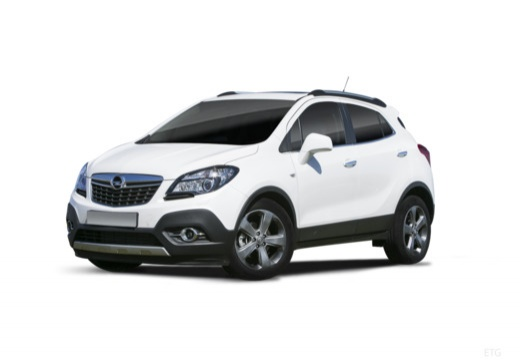 Opel MOKKA, 1.6 CDTI - 136 ch FAP 4x2 Cosmo Pack A 5P