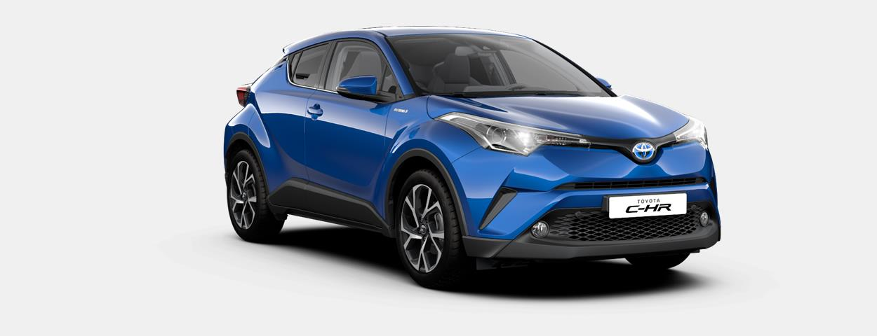 C-HR HYBRIDE RC18 122h Collection 5P | TOYOTA