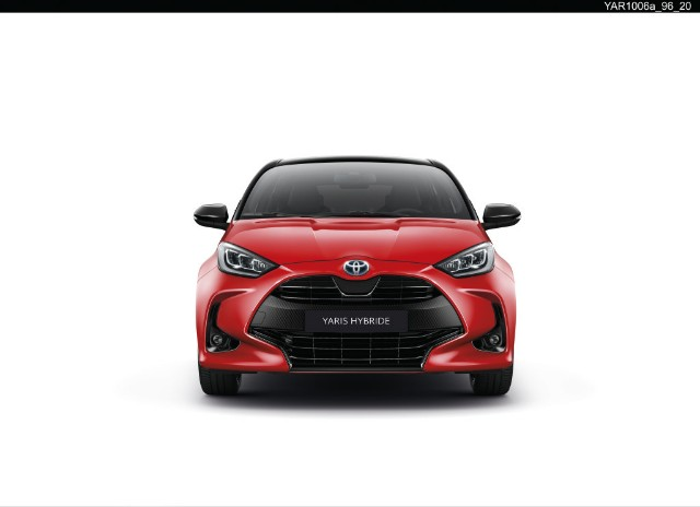YARIS HYBRIDE 41001 881 D/NG 116H 05 COLLECTION PANO | TOYOTA VN
