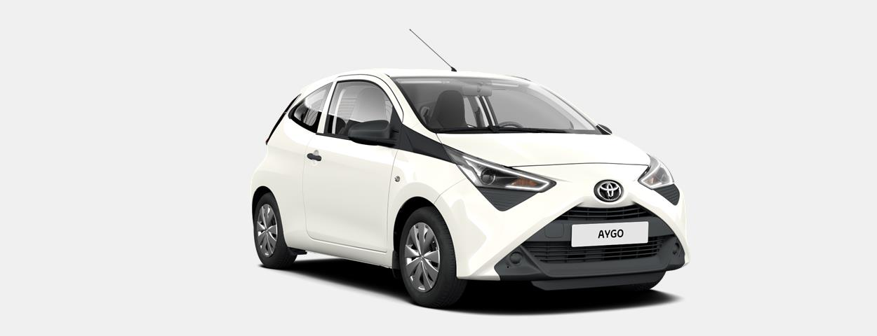 AYGO MC18 1.0 VVT-i x-shift x-play 5P | TOYOTA