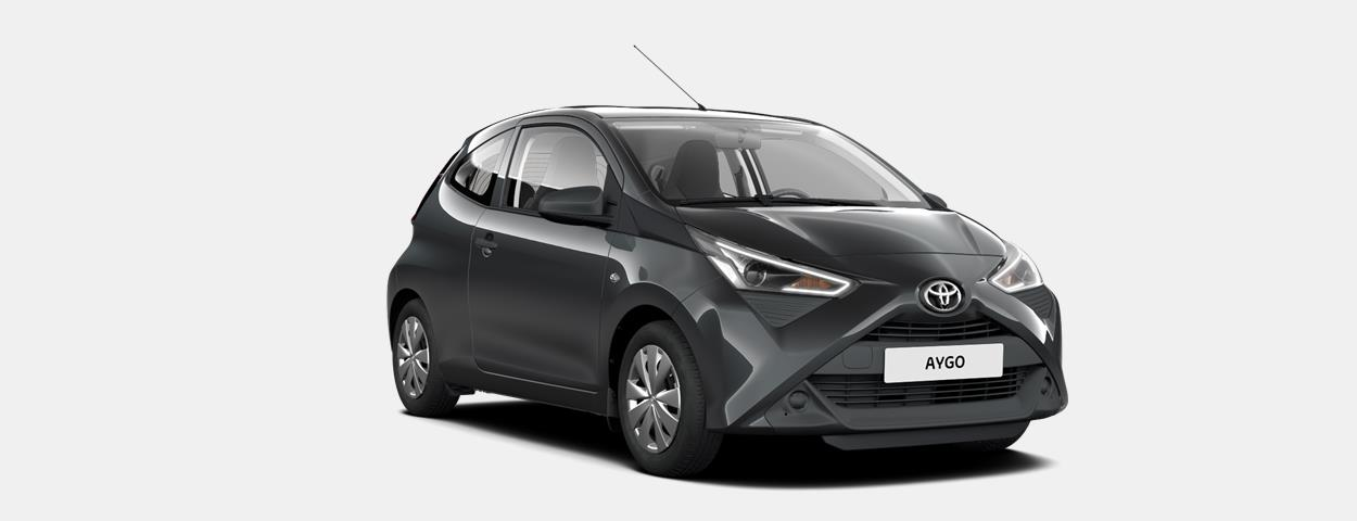 AYGO MC18 1.0 VVT-i x-play 5P | TOYOTA